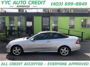 2004 Mercedes-Benz CLK-Class 5.0L *$99 DOWN EVERYONE APPROVED*