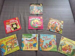 The Berenstain Bears - 9 books