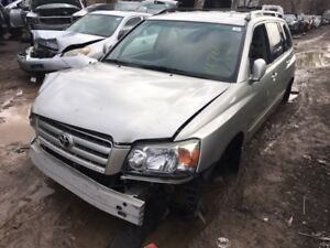 2004 Toyota Highlander just in for parts at Pic N Save!