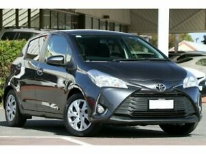 2019 Toyota Yaris NCP131R SX Graphite 4 Speed Automatic Hatchback Christies Beach Morphett Vale Area Preview