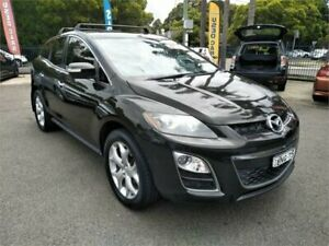 2010 Mazda CX-7 ER1032 Luxury Activematic Sports Black 6 Speed Sports Automatic Wagon Sutherland Sutherland Area Preview