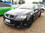 2012 Holden Ute VE II MY12 SS Black 6 Speed Manual Utility Minchinbury Blacktown Area Preview