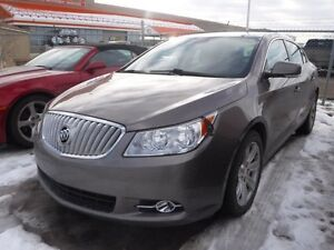 2011 Buick LaCrosse CXL, PST paid, leather, rem. start, sunroof,