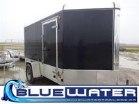 Used 2009 Aluminum R & R 6 x 10 Trailer!!! CALL TODAY!!