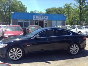 2011 Jaguar XF Premium Luxury Portfolio Fully Certified and Etes