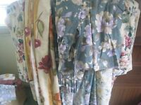 Joblot of good clean used curtains