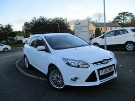 Ford Focus 1.6TDCi ( 115ps ) 2014 Zetec Navigator