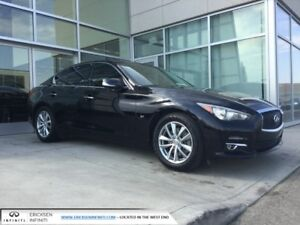 2014 Infiniti Q50 AWD/HEATED FRONT SPORT SEATS/NAVIGATION/BACK U