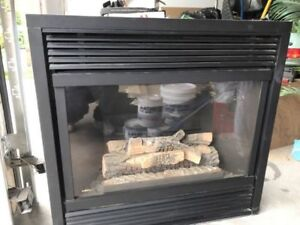 Majestic Gas Fire Place