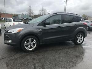 2015 Ford Escape SE 1.6L TURBO CAMERA SEIGES CHAUFFANTS MAGS