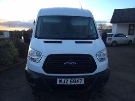 2014 Transit Van as new only 16600miles