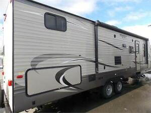 2017 KEYSTONE HIDEOUT 29BKS TRAVEL TRAILER