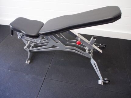 NEW FULL COMMERCIAL ADJUSTABLE BENCHES - SUPERIOR QUALITY & PRICE