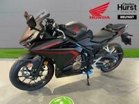 2021 Honda CBR Cbr500Raked (19My) Roadster Petrol Manual