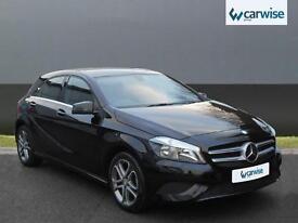 2014 Mercedes-Benz A Class A180 CDI BLUEEFFICIENCY SPORT Diesel black Manual