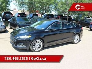 2016 Ford Fusion SE; AWD, LEATHER, HEATED SEATS, CAR STARTER