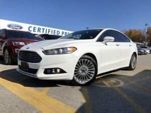 2015 Ford Fusion Titanium NAVIGATION|LEATHER|BLUETOOTH|REMOTE...