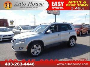2011 Volkswagen Tiguan LOADED 90 DAYS NO PAYMENTS