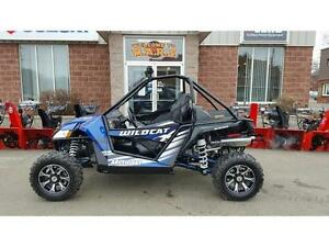 FREE TRAILER 2016 Arctic Cat Wild Cat 1000's start @ $49 p/w OAC