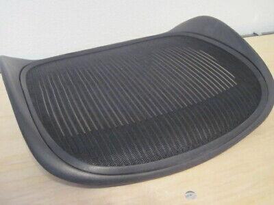 Herman Miller Aeron Chair Replacement Seat Graphite Size B Medium Parts 27