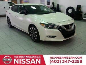 2016 Nissan Maxima SR | POWER MIRRORS | BLUETOOTH | BACK-UP CAME