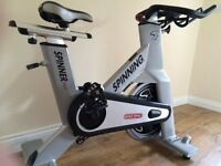 STAR TRAC SPINNING EXERCISE BIKE (COMMERCIAL QUALITY)