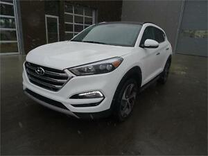 2017 Hyundai Tucson AWD Limited Priced at only $33688