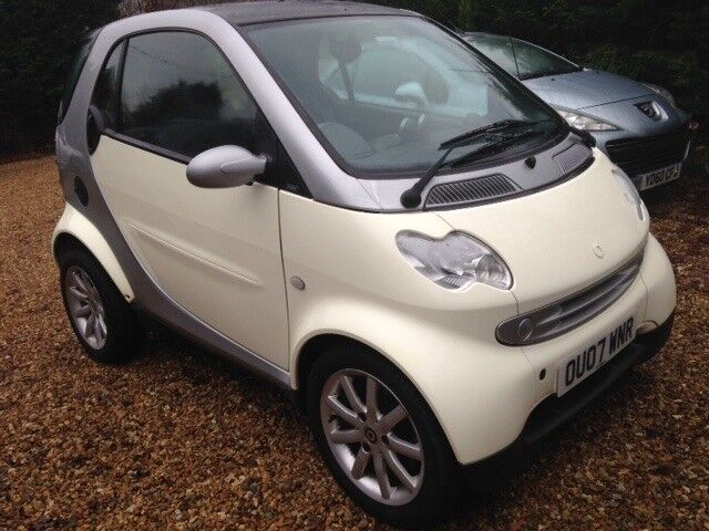 Smart Car Pion In Lovely Condition Very Sad To See It Go