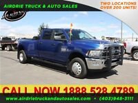 2014 Ram 3500 SLT Crew Cab Long Box Diesel Dually