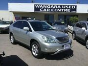 2006 Lexus RX350 GSU35R 06 Upgrade Sports Luxury Silver 5 Speed Sequential Auto Wagon Wangara Wanneroo Area Preview