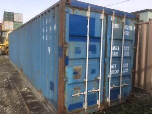 40' High Cube Shipping Container - Used