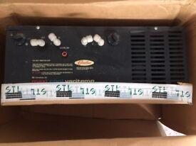 CORNELIUS MAXI COOL VARITEMP RECONDITIONED BEER COOLING UNIT c/w 2 serving Taps.
