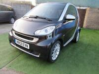 2012 Smart Fortwo 1.0 MHD Passion Softouch 2dr PAN ROOF.. SATNAV..F/