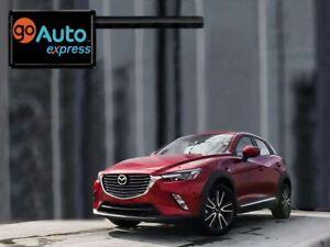 2016 Mazda CX-3 GT, 2.0L I4, AWD, Leather, Roof, Navigation