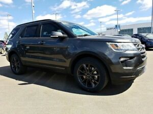 2018 Ford Explorer XLT-3.5L V6 Engine,4WD,Leather/Suede,Tow pkg,