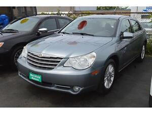 2009 Chrysler Sebring Touring with ONE YEAR WARRANTY