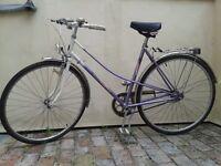 Vintage Dutch Bike - great runaround £50