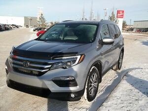 2016 Honda Pilot HONDA CERTIFIED, EXL, NAVI, AWD, LEATHER, SUNRO