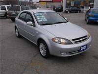 2006 CHEVROLET OPTRA 5 LT *** ONLY 147,000 KMS *** LOADED ***