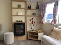 Willerby Rio Gold 2016 stunning caravan on sale at Trecco Bay. Half price pitches available!