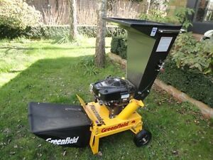 Greenfield Chipper Mulcher Bowral Bowral Area Preview