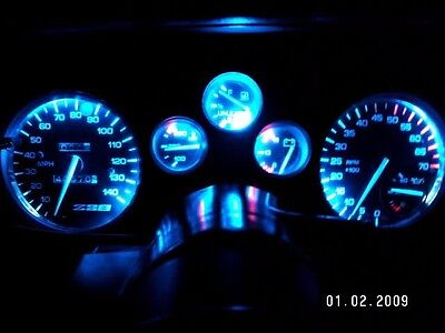 1982-1992 Chevrolet Camaro and Pontiac Firebird LED Gauge Instrument Cluster Kit