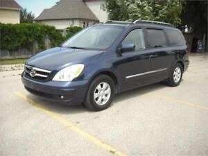 2007 Hyundai Entourage GLS,