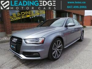 2015 Audi S4 Technik plus BLACK OPTICS