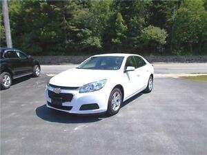 2015 CHEVROLET MALIBU LT...LOADED! BLUETOOTH PHONE CONNECTIVITY!