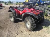 2004 HONDA TRX 450 FOREMAN ES! JUST TRADED IN! Timmins Ontario Preview