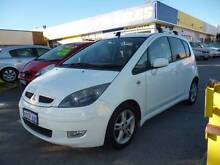 2005 Mitsubishi Colt Five Door Automatic Hatchback Wangara Wanneroo Area Preview