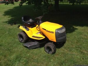 19.5 hp Poulan Pro Riding Lawn Mower