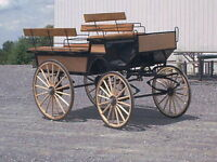 carriages and carts NEW