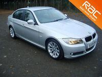 2009 59 BMW 320 2.0TD SE 4 DOOR Met Silver Full Service History